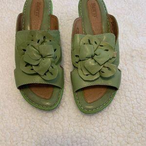 Comfortable Wedge Sandal